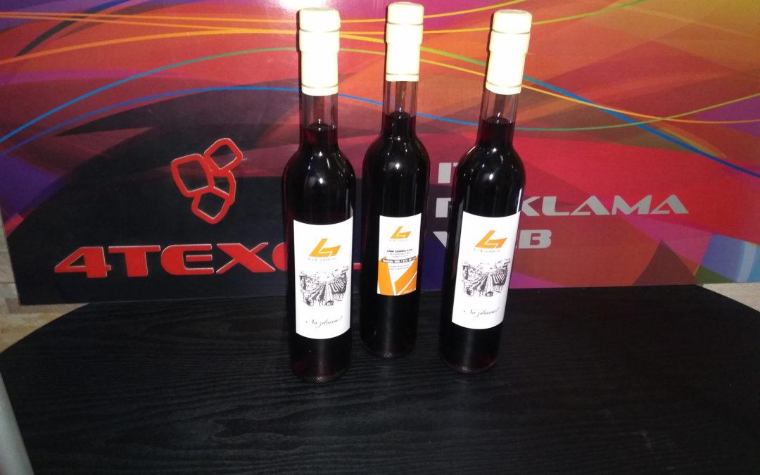 Prezentačné vína Lookservice