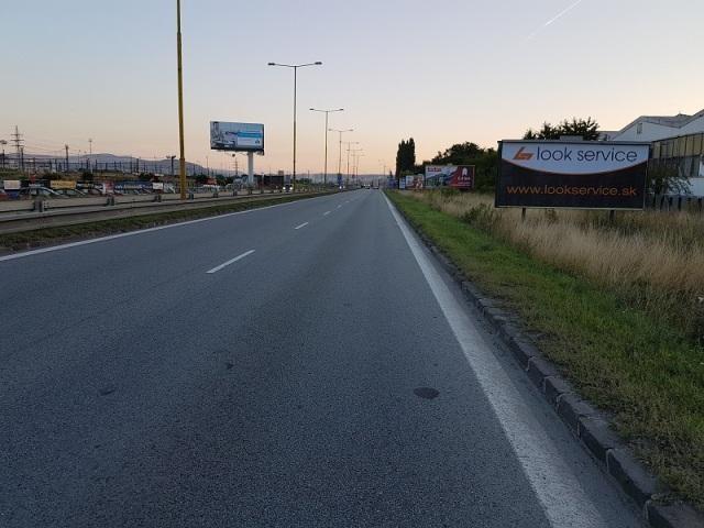 Lookservice – bilboard Košice